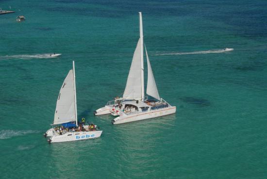 Bebe Catamaran Punta Cana