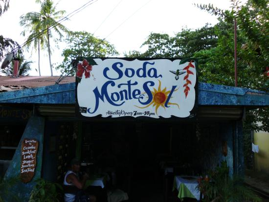 Soda Montesol: the best!