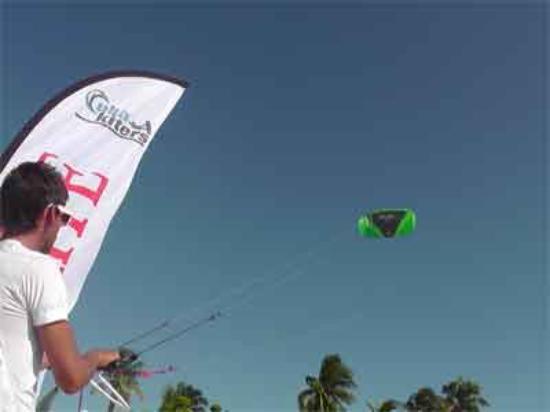 Cuba Kiters: Trainer Kite