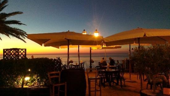 Terrazza Sul Mare Picture Of Belvedere Wine Bar Art