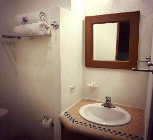 Marisol Boutique Hotel: Baño