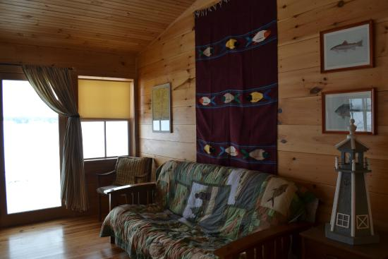 ‪‪Holiday Harbor Lodge‬: Cabin 7‬
