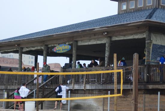 Clayton S Beach Bar Event Venue