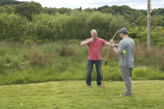 Archery at Ardtorna