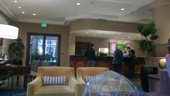 The Paramount Hotel: Reception