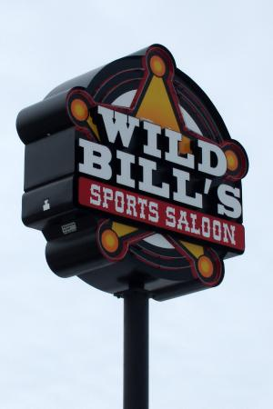 Wild Bill's Sports Saloon