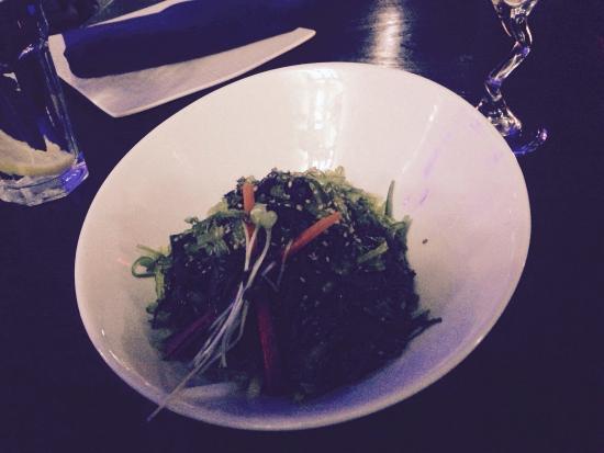 Osaka: Seaweed Salad