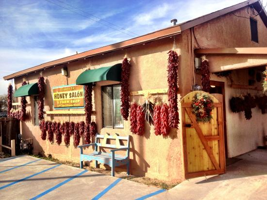 Santa Fe Honey Salon & Tea Shop