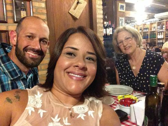Cantina Giacomel : Com a família