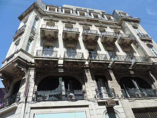 Hotel Plaza Fuerte: Vista externa