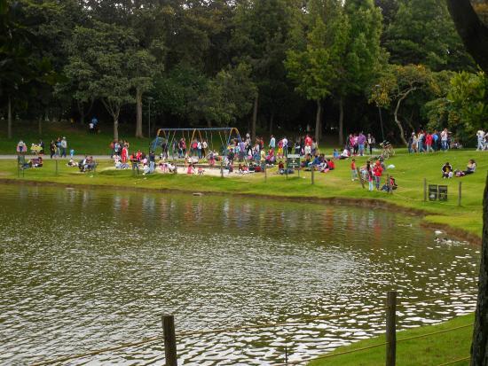 Parque Central Simón Bolivar: Many playgrounds throught the park