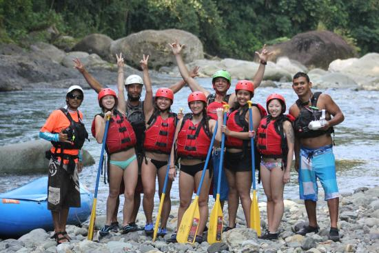 Amigos Del Rio : AWESOME group to experience White Water Rafting with.