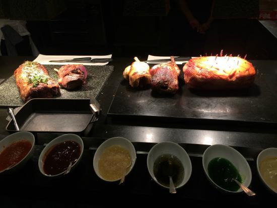 Riverside Terrace at Mandarin Oriental, Bangkok: หน้าตาอาหาร