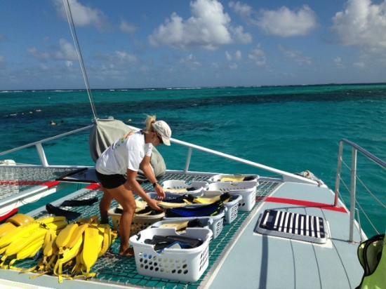 Simpson Bay, St. Maarten/St. Martin: Lambada