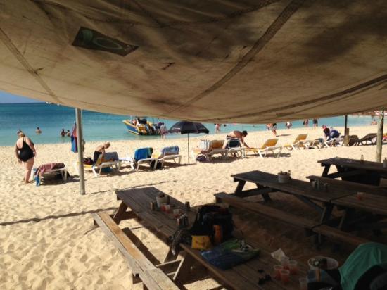 Simpson Bay, St. Martin/St. Maarten: Roy's in Anguilla