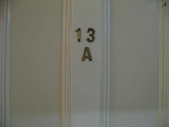 Newcastle Beach YHA: 部屋番号13A - the room 13A