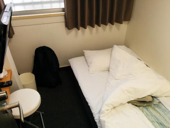 New Shochikubai: 部屋