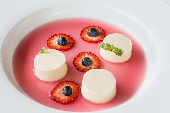 Likuliku Lagoon Resort: Gourmet cuisine