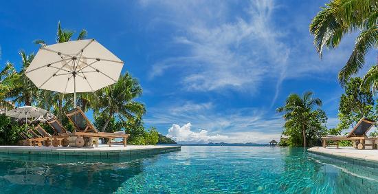 Likuliku Lagoon Resort: Pool
