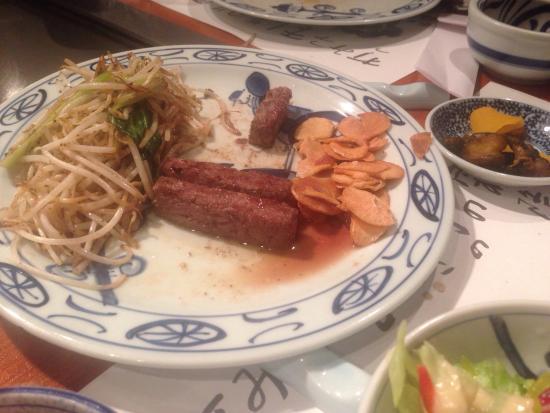 15d6403f7328 Lunch Set - Picture of Steak Land Kobekan