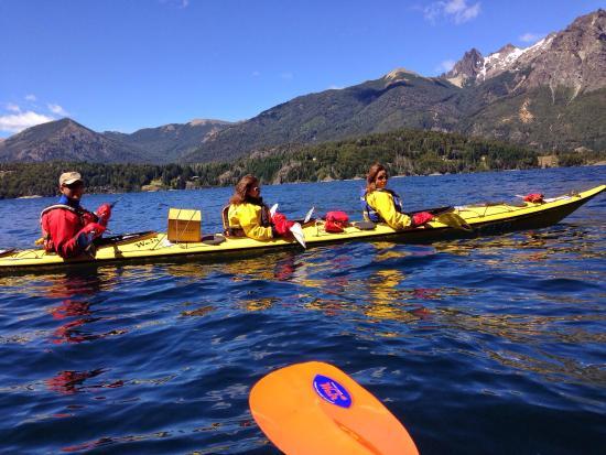 Agua de Lago Kayak