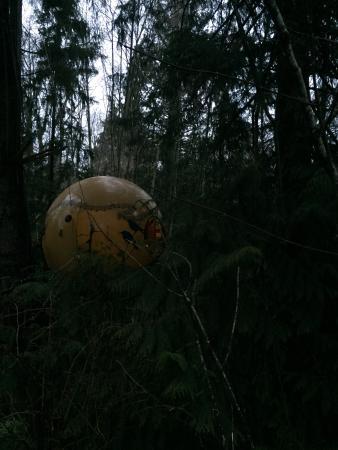 Pantai Qualicum, Kanada: Melody sphere