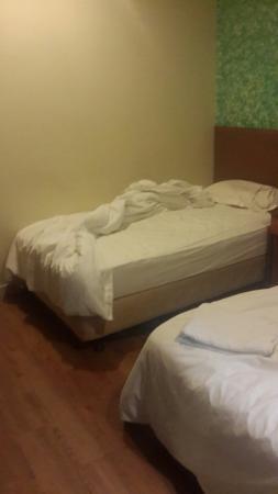 Hotel De' Grand Orchard : tmpt tidur.nyaman tp bantal tipis