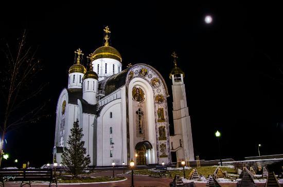 Магнитогорск, Россия: Храм Вознесения