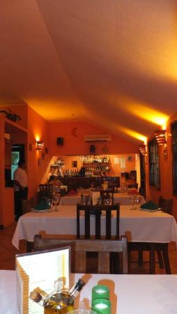 La  Dolce Vita: Our waiter - Donny