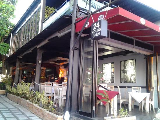 Goodys: 開放的なレストラン