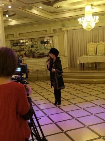 Belorechensk, Rusia: Гиляна Бембеева-калмыцкая певица