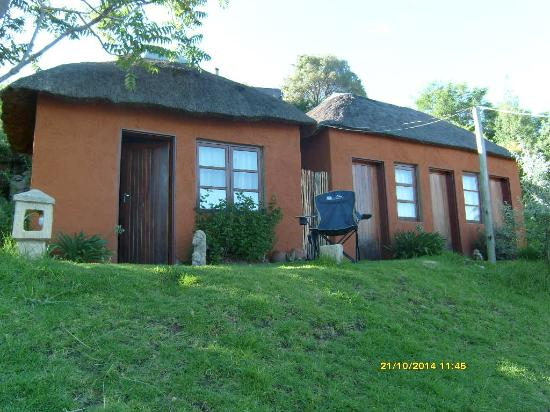 Morija Guest Houses : Our cottage