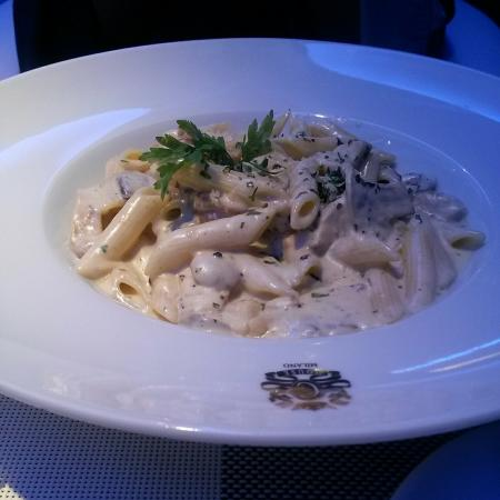 C House Lounge Cafe : Penne Arabiata Pasta معكرونة بيني ارابيتا @asma_alsuwaidiuae