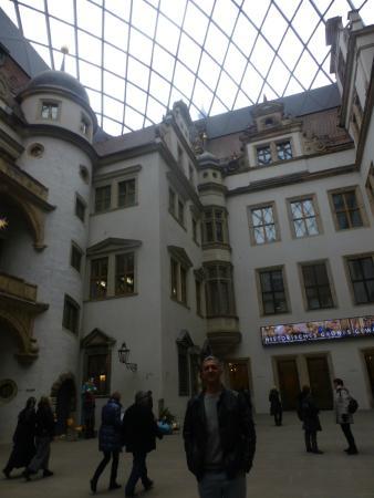 Dresden City Museum: desdren municipal gallery