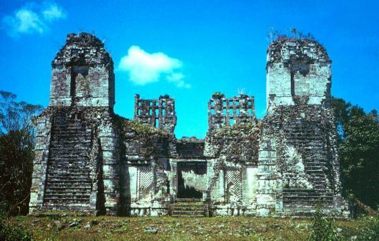 Calakmul, Mexico: Zona Arqueologica Rio Bec
