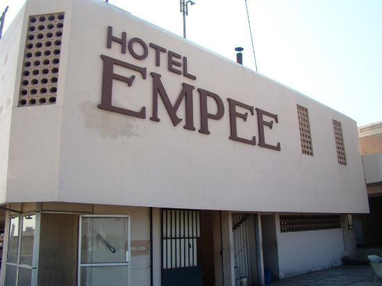 Hotel Empee : roof top