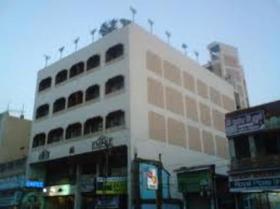 Hotel Empee : front view
