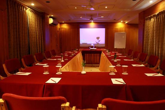 The Samrat Hotel: Conference Hall