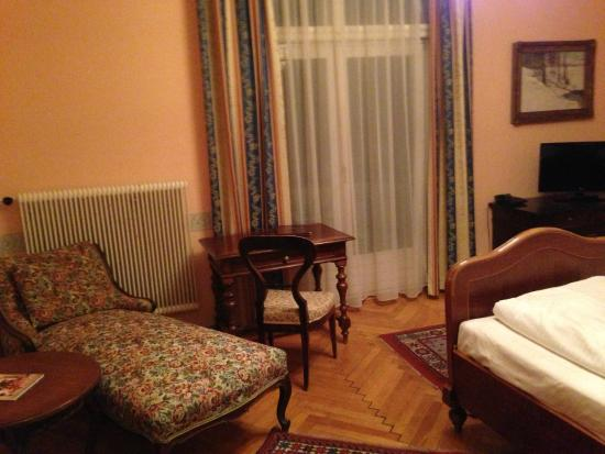 Villa Excelsior Hotel & Kurhaus : Our room