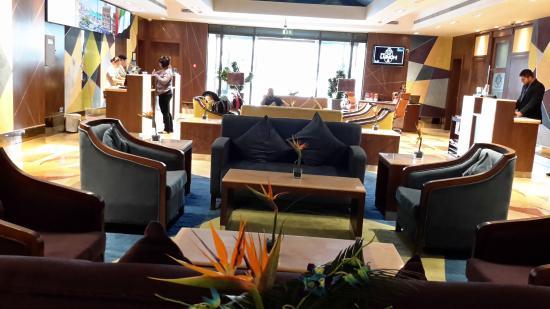 Raintree Hotel, Deira City Centre: lobby