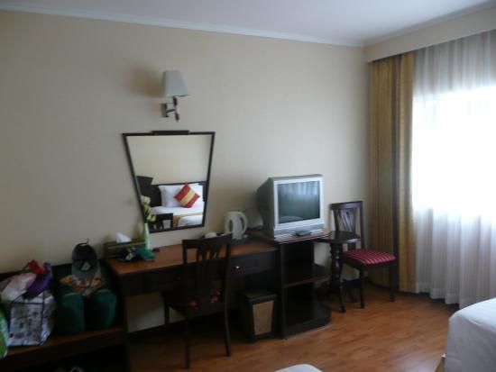 Grand Vissanu Hotel: Kamer