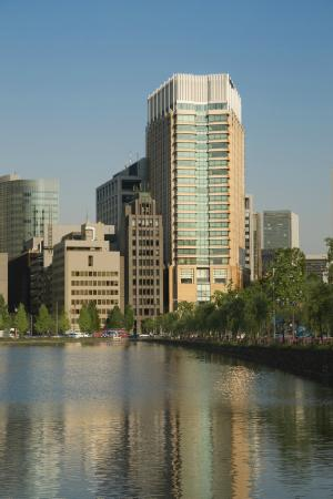 The Peninsula Tokyo Exterior Moat