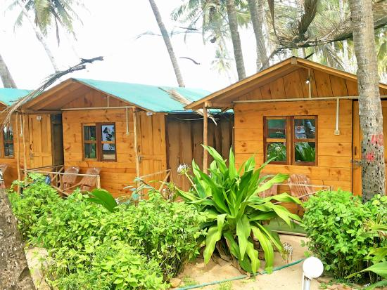 The Beach Huts Picture Of Royal Touch Beach Huts Palolem