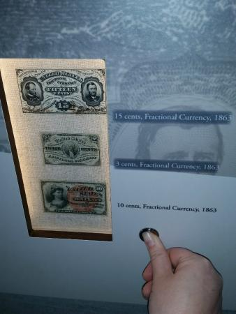 Federal Reserve Bank Of Dallas Economy In Action Currency From 1863