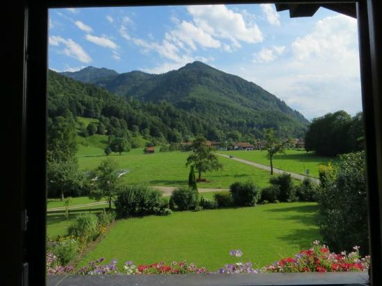 Gasthof Zum Ott: BAlkonblick ins Chiemgau