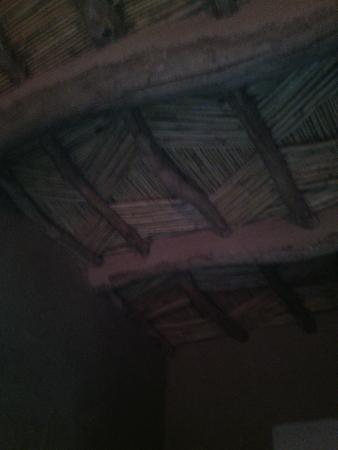 El Kelaa M'gouna, Maroc : soffitto