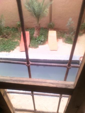 El Kelaa M'gouna, Maroc : piscina