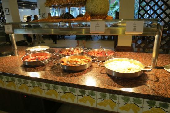 Fuerteventura Princess : Еда