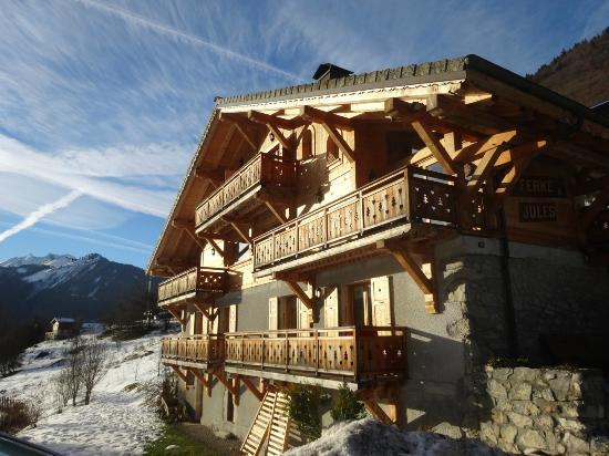 AliKats Mountain Holidays - Ferme a Jules : Ferme a Jules
