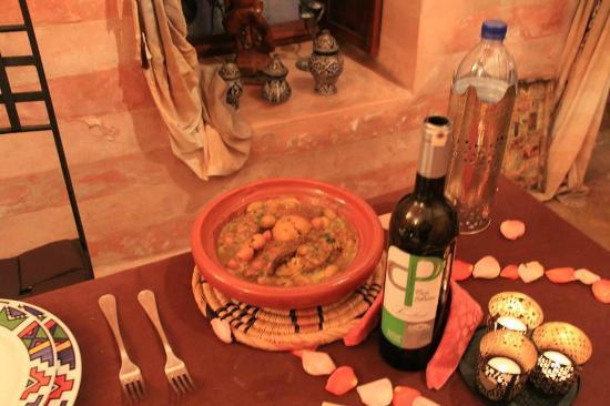 Riad Zen House : Tajine